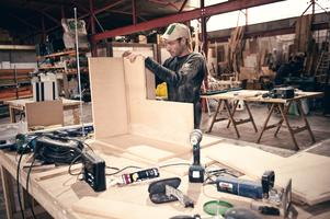 Beginners Woodwork Course
