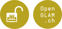 OpenGLAM CH Working Group logo