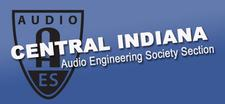 Audio Engineering Society | Central Indiana Section logo