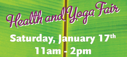 Health and Yoga Fair at Whole Foods Market Fremont