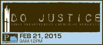 Day of Service/Do Justice  February 21, 2015