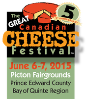 2015 Great Canadian Cheese Festival—Tickets