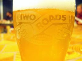 Brews and Billiards! Two Roads Talk and Tasting at...