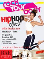 Rae Studios | Hip Hop Abs with Jessica Rae (SATURDAYS...