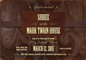 Soiree at The Mark Twain House