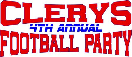 Clerys Football Party