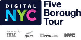 Digital.NYC Five-Borough Tour: #Flatiron