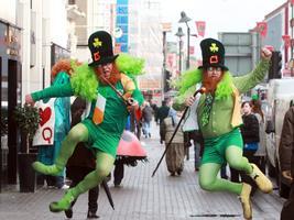 1st Annual Leprechaun Pub Crawl!