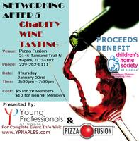 """YP Naples Networking After 5 """"Charity Wine Tasting""""@..."""