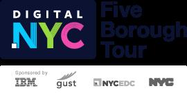 Digital.NYC Five-Borough Tour: #LowerManhattan