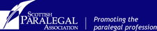 Scottish Paralegal Association logo