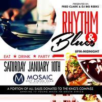 Rhythm & Blues @ The Mosaic