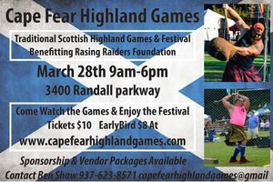 Cape Fear Highland Games