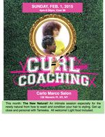Curl Coaching NYC With Tameeka!  & Celebration with...