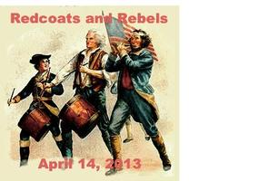 Redcoats and Rebels 2013