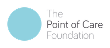 The Point of Care Foundation logo