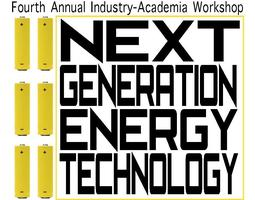 2013 Academia/Industry Workshop:  Next Generation Energy...