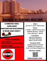 A POWERFUL PANEL: Learn About Construction Development...