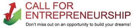 Open Days - Call For Entrepreneurship