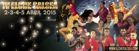 IV ELCHE SALSEA 2015. 2, 3, 4 y 5 de Abril 2015