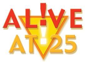 Alive at 25 - October 2015