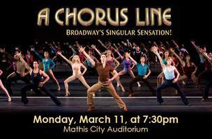 Presenter Series: A Chorus Line