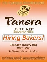 On-Campus Recruitment:  Panera Bread - Beverly Hills