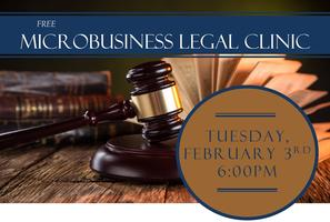 Free Microbusiness Legal Clinic