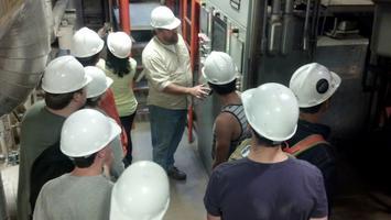 Campus Cogeneration Power Plant Tour