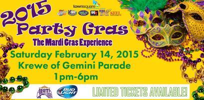 2015 Party Gras-The Mardi Gras Experience