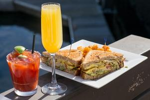 Orange County Sunday Brunch Newport Beach
