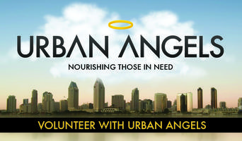 Daily Meals Serving with Urban Angels at Connections