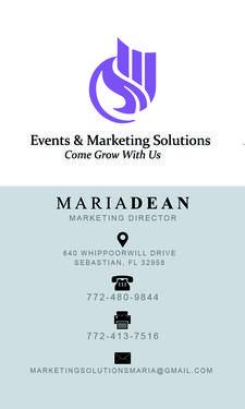 Maria Dean logo