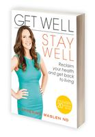 'Get Well, Stay Well' Book Launch
