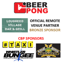 CBP BEER PONG TOURNAMENT @ THE LOUGHEED VILLAGE BAR &...