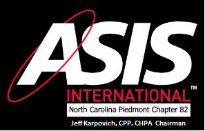 ASIS NC Piedmont Chapter (82) February Lunch & Learn