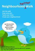 Crofton & Honor Oak Park Neighbourhood Twitter Walk