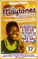 Skamania Presents: The Maytones live in concert on...