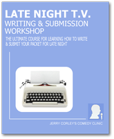 Late Night TV Comedy Writing & Submission Workshop -...