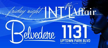 ::THE INT'L AFFAIR:: HOUSTON'S #1 UPSCALE NIGHT OF...