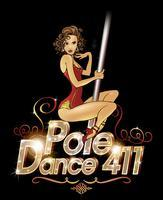 Dance 411: Contemporary Pole! Tuesdays @ 7pm - 8pm