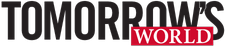 Tomorrow's World Magazine and Television Program logo