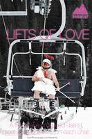 Lifts of Love 2015: High Speed Quad to the Heart!
