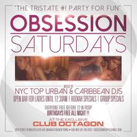 City Elite Group Presents: Obsession Saturdays At Club...
