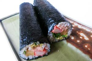 Welcome the New Year With Eho-maki: Sushi Roll Workshop