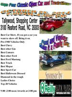 10th Annual Cape Fear Classic Open Car and Truck Show