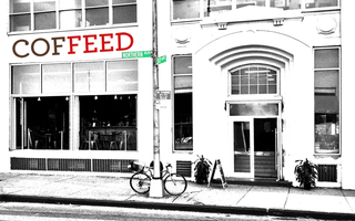 Wednesday Night Open Mic @ COFFEED LIC - Poetry,...