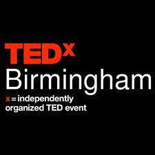 TEDxBirmingham logo