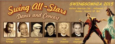 Swing All-Stars at Vintage Swing Celebration