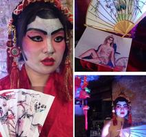 Chinese New Year - Art Macabre's Death Drawing Salon